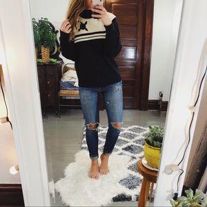Vintage 100% acrylic sweater